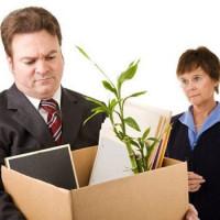 Увольнение работников в связи с ликвидацией предприятия