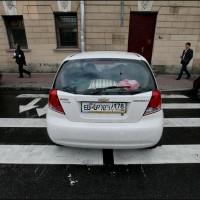 Наложение и обжалование штрафа за неправильную парковку