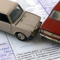 Составление заявления о возмещении ущерба после ДТП — образец