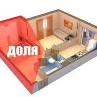 Как продать часть квартиры
