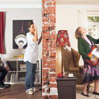 Шумные соседи — что делать