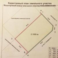 Кадастровый план участка