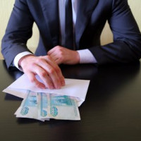 Дача взятки — виды и наказание за дачу взятки