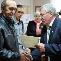Оформление жилищного сертификата чернобыльцами