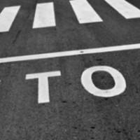 Понятие стоп линии и штраф за пересечение стоп линии