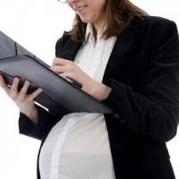 Как устроиться на работу при беременности