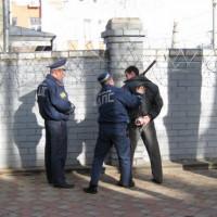 Применяемая за неповиновение сотруднику полиции статья УК