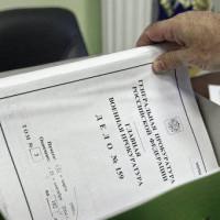 Установленные сроки хранения уголовных дел
