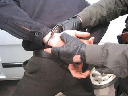 Арест или задержание