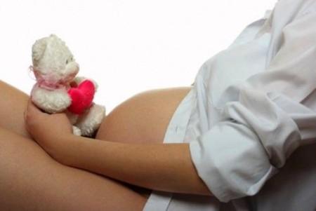 Алименты беременной жене