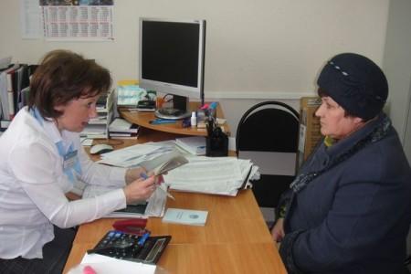 Подготовка и подача документов для начисления пенсии