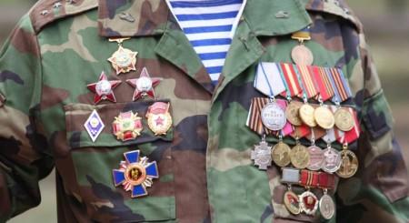 Помощь детям и семьям ветеранов боевых действий