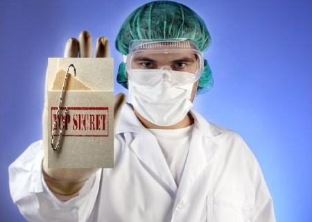 Охрана врачебной тайны