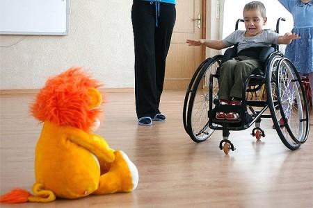 Алименты на несовершеннолетнего  ребенка инвалида