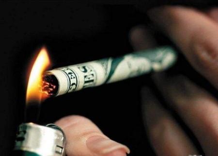 Штраф за курение в общественных местах