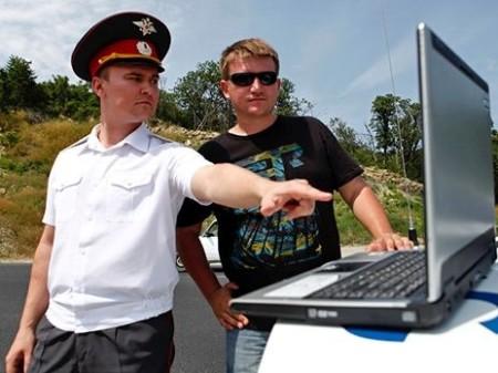 Штрафы ГИБДД онлайн по водительскому удостоверению