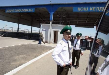 Въезд в Казахстан для россиян