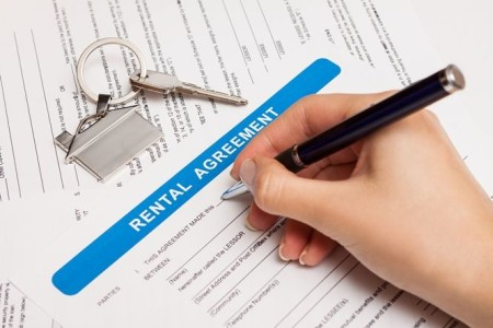 Структура типового договора аренды