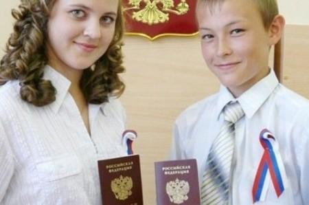 Получение паспорта в 14 лет - документы и порядок оформления