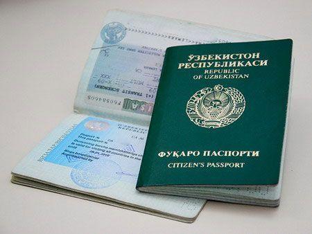 Нововведения при оформлении РВП для граждан Узбекистана
