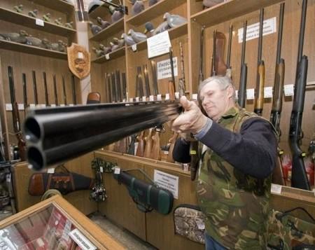 Что необходимо для получения разрешения на хранение оружия