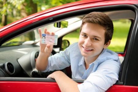 как заменить водительские права
