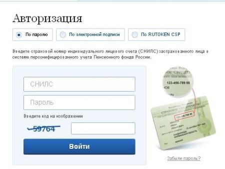 Узнать СНИЛС онлайн по паспорту
