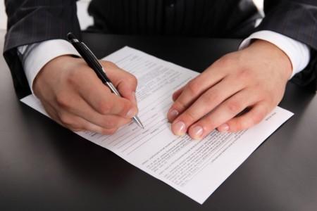 правила оформления расписки в получении алиментов