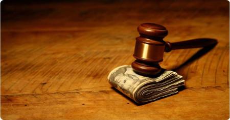 Начисление и удержание алиментов по решению суда