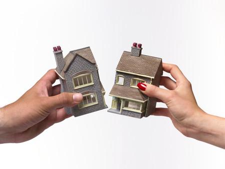 как поделить ипотеку