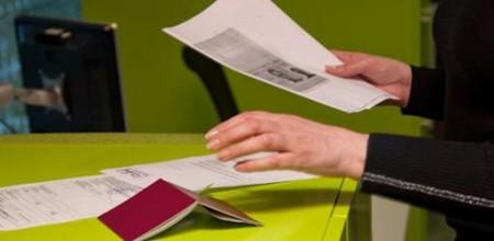пакет документов для прописки