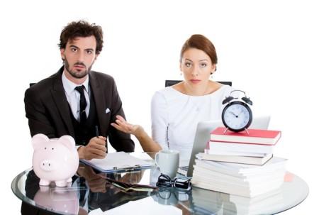 как разделить счета