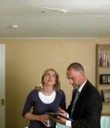 оценка ущерба квартиры после затопления - процедура оценки