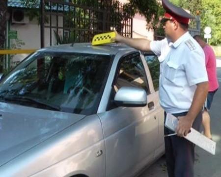 штраф за отсутствие лицензии на такси
