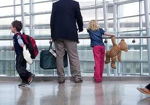 правила вывоза детей