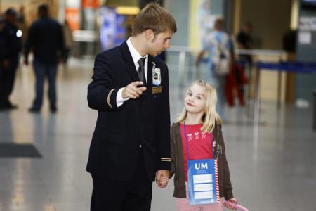 сопровождение детей при вылете за границу