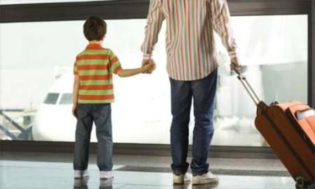 выезд ребенка с одним родителем