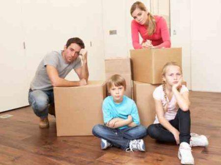 раздел ипотеки после развода если есть дети