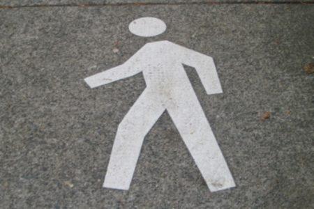 наезд на пешехода