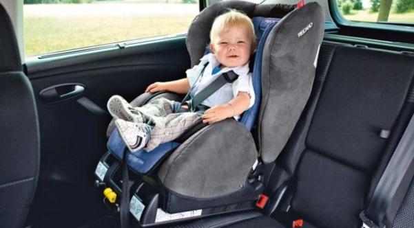 новые правила перевозки детей в 2017 году