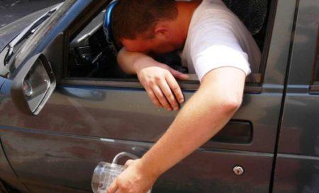 ответственность за вождение в пьяном виде