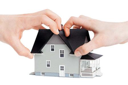 когда раздел ипотеки при разводе невозможен