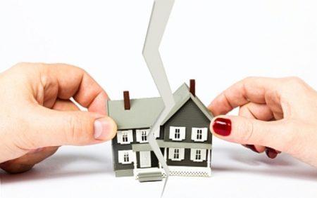 как делится ипотечный кредит при разводе