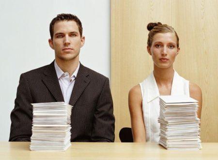 что считается общим долгом после развода