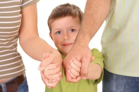 временная опека над ребенком