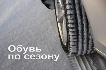 различия зимних и летних шин