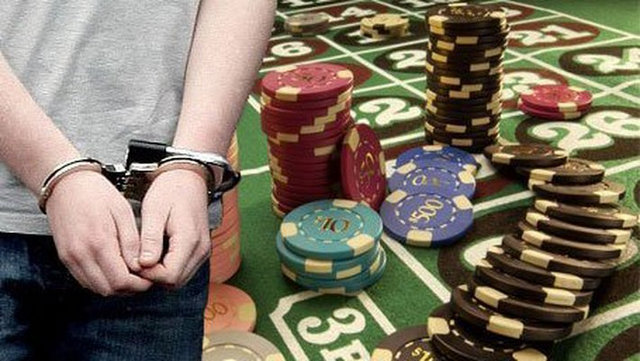 незаконные казино