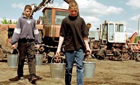принудительные работы для несовершеннолетних