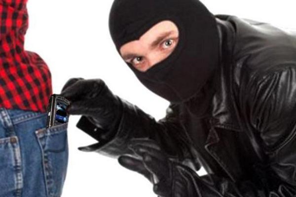 кража телефона