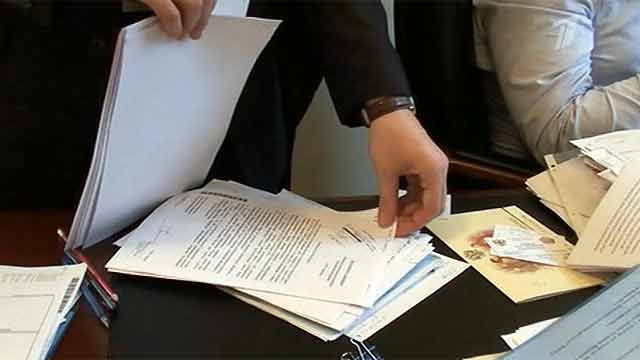 наказание за кражу документов